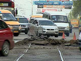 Демонтировать рельсы на улицах Кольцовская и Ворошилова будут две компании