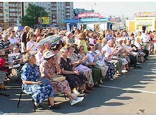 День города стал семейным праздником для жителей Северного района