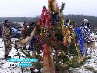 День охотника отметили в Бутурлиновском районе