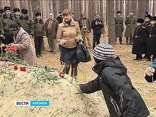 День памяти жертв репрессий. Почти 9 тысяч человек похоронены на тайных кладбищах