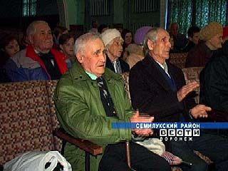 День Победы в Стрелице начали праздновать заранее