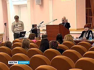 День поэзии в Воронеже отметили с размахом
