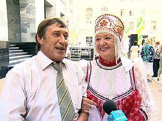 День семьи, любви и верности отметили в Воронеже с размахом