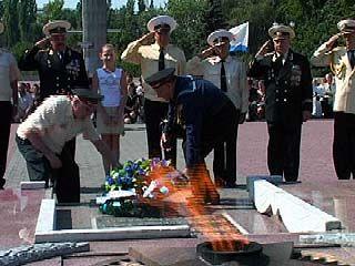 День Военно-морского флота отметили в Воронеже