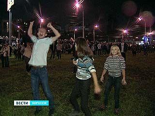 День Воронежа: горожанам и гостям праздник понравился, а власти решили вернуть вытрезвители
