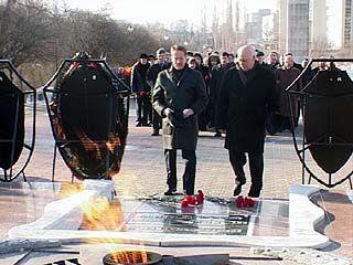 День защитников Отечества Воронеж отметил с особым размахом