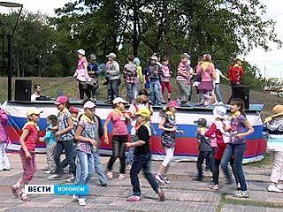 """День защиты детей отметили в парке """"Алые Паруса"""""""