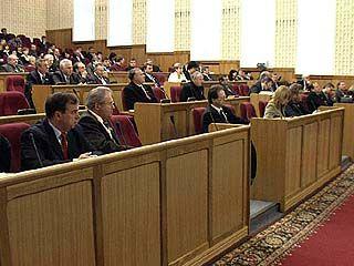 Депутаты дадут общую оценку деятельности мэрии