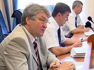 Депутаты Гордумы провели тридцать восьмое заседание