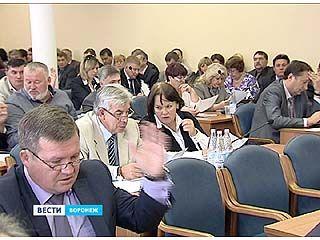 Депутаты городской Думы приняли проект новой структуры мэрии
