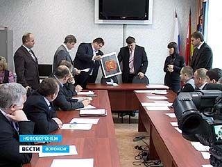 Депутаты Нововоронежской гордумы единогласно проголосовали за Сергея Чистикина