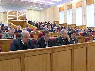 Депутаты Областной Думы открыли весеннюю сессию