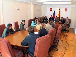 Депутаты Облдумы поделились планами с журналистами