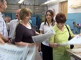 Депутаты Облдумы провели ревизию в Областной типографии
