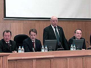 Депутаты Облдумы рассмотрят кандидатуру Алексея Гордеева