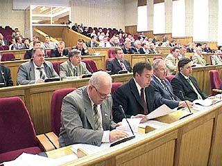 Депутаты облДумы встретятся с журналистами