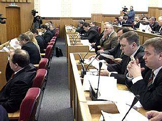 Депутаты обсудят демографическую ситуацию в регионе