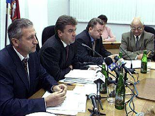 Депутаты обсуждали проект бюджета Воронежской области