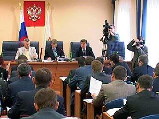 Депутаты Воронежской городской думы вернулись с каникул