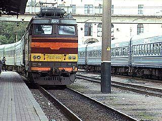 Дерзкое ограбление воронежского поезда на Украине