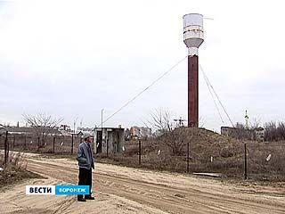 Десятки домов в микрорайоне Подгорное рискуют остаться без воды