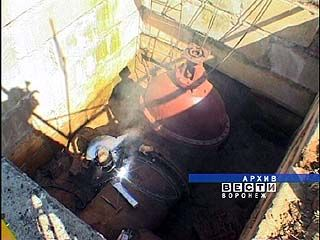 Десятки воронежских домов остались без горячей воды