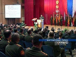 Десятой гвардейской дивизии - 65 лет