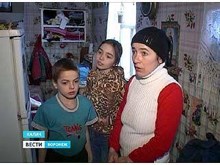 Детей хутора Гринев в Калачеевском районе отправляют в реабилитационный центр