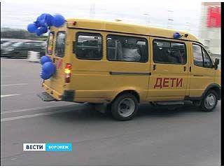 Детей с ограниченными возможностями в детсад теперь будет возить специальный автобус