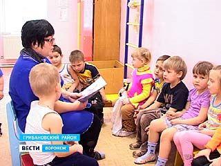 Детсад села Нижний Карачан Грибановского района снова работает