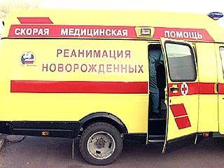Детская клиническая больница ╧1 получила реанимобиль