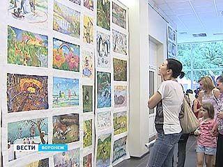 """Детская выставка """"Я люблю свою планету"""" удивляет нестандартностью мышления взрослых художников"""