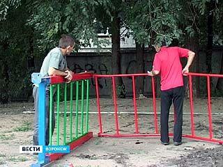 Детских площадок в Советском районе станет ещё меньше