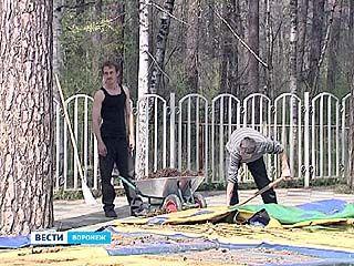 """Детский лагерь """"Кировец"""" готовится принять вожатых и отдыхающих"""