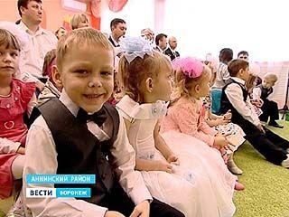 Детский сад на 60 мест в селе Бродовое построили всего за 4 месяца