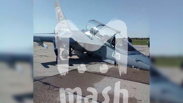 В Воронежской области курсант аварийно посадил самолёт