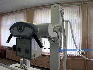 Диагностическое оборудование поступило в Калач