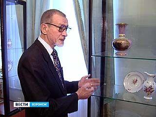 Директор Музея имени Крамского Владимир Добромиров отмечает день рождения