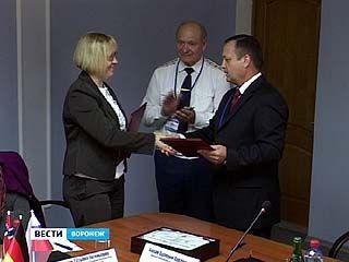 Директора тюрем из Норвегии и Германии впечатлились воронежскими СИЗО