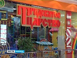 """Для посетителей """"Центра Галереи Чижова"""" открылось """"Тридевятое царство"""""""