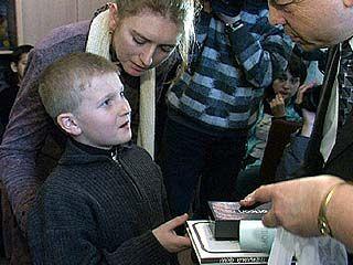 Для слабослышащих детей поступило специальное оборудование