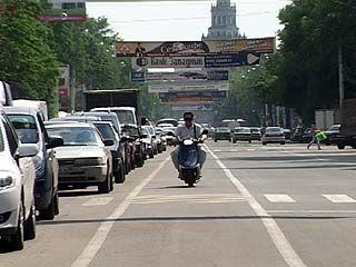 Для водителей мопедов и скутеров планируют ввести новую категорию прав