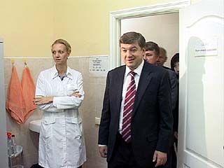 Для жителей Ленинского района заработала поликлиника на Красноармейской