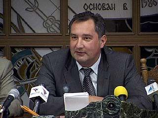 Дмитрий Рогозин ответил на вопросы журналистов