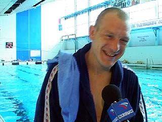 Дмитрий Саутин поедет на олимпиаду с особым настроением