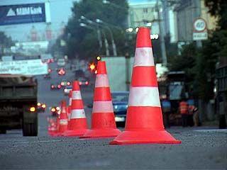 До конца лета Московский проспект объявлен зоной масштабного ремонта
