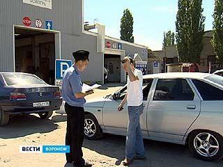 Должники могут лишиться автомобилей в момент прохождения техосмотра