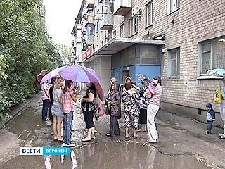 Дом ╧130 по улице Димитрова разрушается из-за строительства трассы