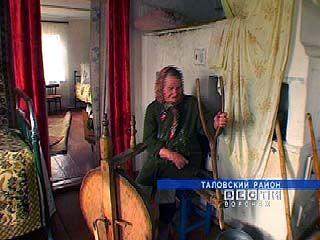 Дом Марии Пономаревой напоминает музей старинного быта