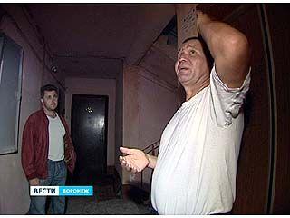 Дом на Бульваре Победы затопили дождевые воды